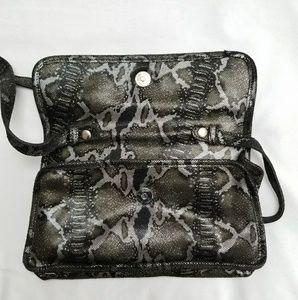 Crystal Ashley Bags - VTG Crystal Ashley Leather bag